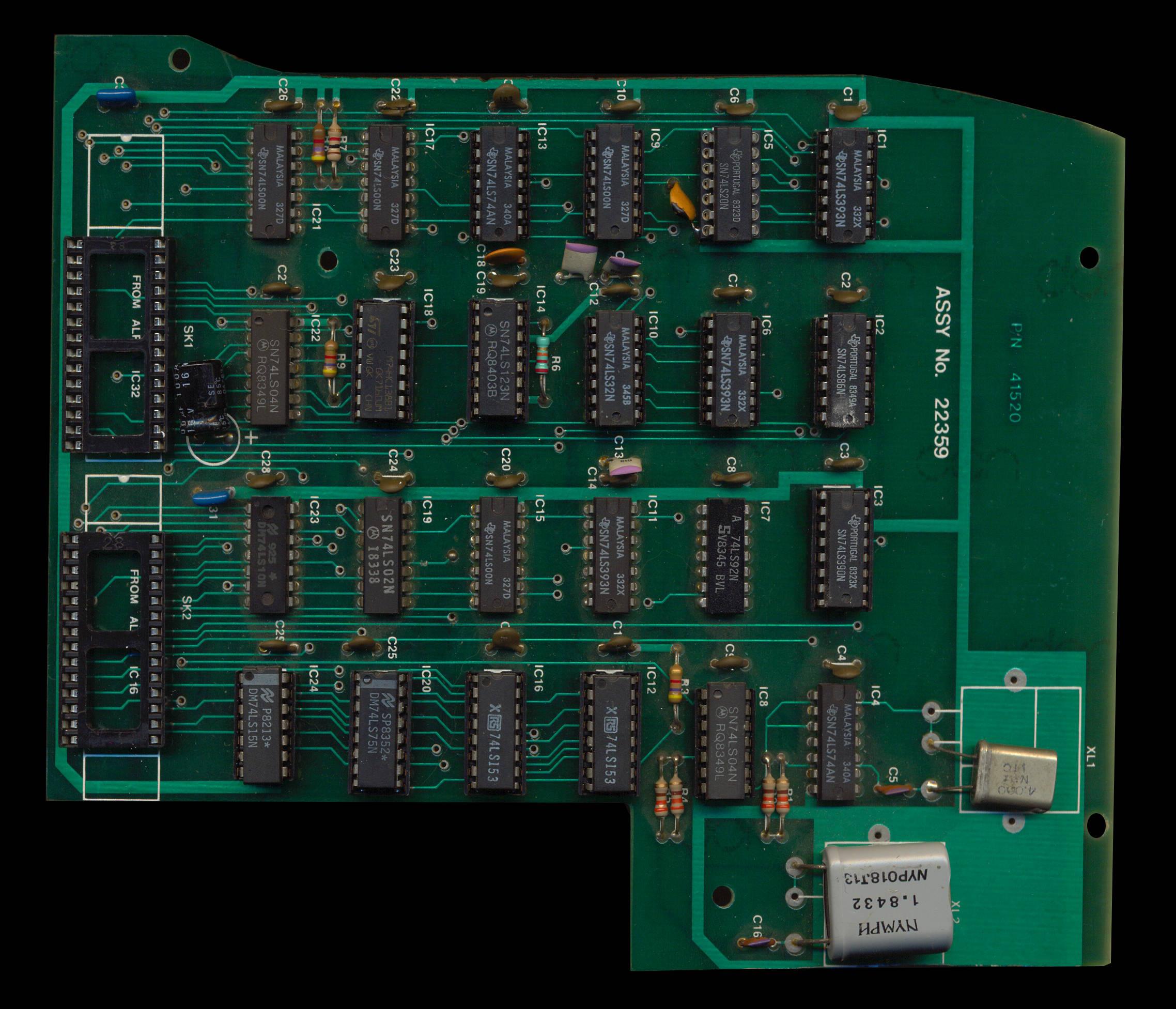 File:DragonAlpha DaughterBoard PCB Top (PN41520) jpg - The Dragon
