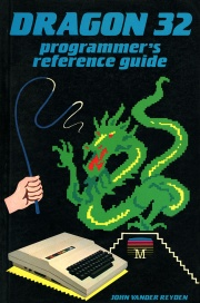 Dragon 32 programmers reference guide-Front Cover.jpg