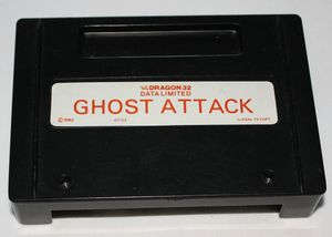 Ghost Attack cartridge