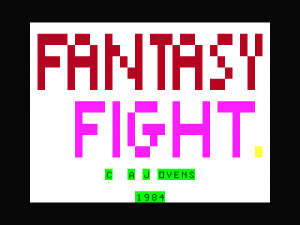 FantasyFight Screenshot01.png