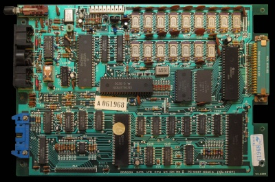 Dragon Data LTD CPU UK 32K MKII PC10087 Issue 5 PN48127 PCB Top.jpg