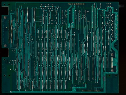 Dragon 32 PCB Bottom (PN41503 Issue3).jpg